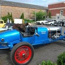 Antique & Classic Car Show at the Bainbridge Island Grand Old 4th of July