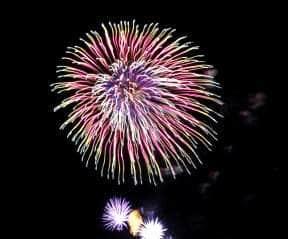 Grand Old 4th Fireworks on Bainbridge Island