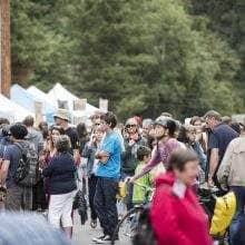 2016 Street Fair Crowd